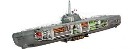 Revell 05078 Deutsches U-Boot Typ XXI U 2540 Bausatz 1:144 online kaufen