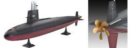 ausverkauft | Revell 05119 US-Navy Skipjack-Klasse U-Boot Bausatz 1:72 online kaufen