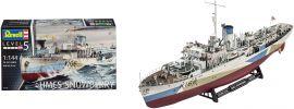 Revell 05132 Flower Class Corvette HMCS Snowberry | Schiff Bausatz 1:144 online kaufen