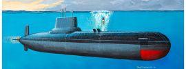 Revell 05138 Soviet Submarine TYPHOON CLASS | U-Boot Bausatz 1:400 online kaufen