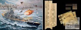 Revell 05144 Battleship Bismarck | Platinum Edition | Schlachtschiff Bausatz 1:350 online kaufen