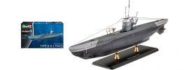 Revell 05155 German Submarine Type IIB | U-Boot Bausatz 1:144 online kaufen