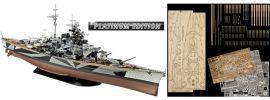 ausverkauft | Revell 05160 Tirpitz | Platinum Edition | Schiff Bausatz 1:350 online kaufen