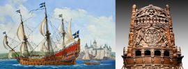 Revell 05414 VASA  Segelschiff Bausatz 1:150 online kaufen