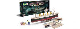 Revell 05715 Geschenkset | 100 Jahre Titanic | Sonderbausatz 1:400 online kaufen