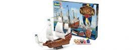 Revell 05719 Geschenkset VASA Segelschiff | Schiff Bausatz 1:150 online kaufen
