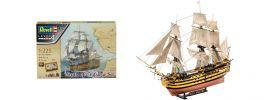 Revell 05767 Geschenkset Battle of Trafalgar Victory | Schiff Bausatz 1:225 online kaufen
