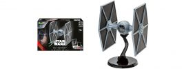 Revell 06051 TIE Fighter Geschenkset 40 Jahre Star Wars | Raumschiff Bausatz 1:65 online kaufen