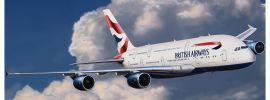 Revell 06599 Airbus A380 British Airways | Flugzeug Steckbausatz 1:288 online kaufen