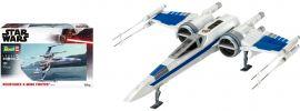 Revell 06744 Resistance X-Wing Fighter Star Wars | Raumschiff Bausatz 1:50 online kaufen