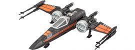 Revell 06750 Poe's X-Wing Fighter STAR WARS | Raumschiff Bausatz 1:78 online kaufen