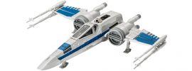Revell 06753 Resistance X-Wing Fighter STAR WARS | Raumschiff Bausatz 1:78 online kaufen
