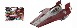 Revell 06770 Star Wars Build and Play Resistance A-Wing Fighter red | Raumfahrt Bausatz 1:44 online kaufen