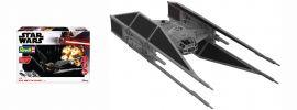 Revell 06771 Build and Play Kylo Rens TIE Fighter | Raumfahrt Bausatz 1:70 online kaufen
