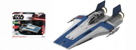 Revell 06773 Star Wars Build and Play Resistance A-Wing Fighter blau | Raumfahrt Bausatz 1:44 online kaufen