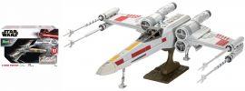 Revell 06890 X-Wing Fighter Star Wars | Raumschiff Bausatz 1:29 online kaufen