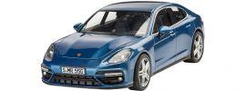 Revell 07034 Porsche Panamera Turbo | Auto Bausatz 1:24 online kaufen