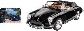 Revell 07043 Porsche 356 Cabriolet | Auto Bausatz 1:16 online kaufen