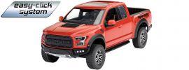 Revell 07048 Ford F-150 Raptor 2017 easy-click | Auto Steckbausatz 1:25 online kaufen