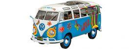 Revell 07050 VW T1 Samba Bus Flower Power   Auto Bausatz 1:24 online kaufen
