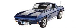 Revell 07434 Corvette Stingray C2 1965 | Auto Bausatz 1:8 online kaufen