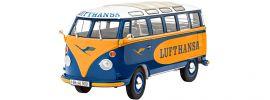 Revell 07436 VW T1 Samba Bus Lufthansa | Auto Bausatz 1:24 online kaufen