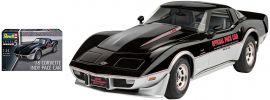 Revell 07646 Corvette C3 Indy Pace Car | Auto Bausatz 1:24 online kaufen