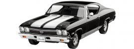 Revell 07662 68er Chevy Chevelle SS 396 | Auto Bausatz 1:25 online kaufen