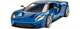Revell 07678 Ford GT 2017 | Auto Steckbausatz 1:24 online kaufen