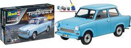 Revell 07777 Trabant 601   60 Jahre Set   Auto Bausatz 1:24 online kaufen