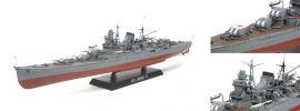 TAMYIA 78023 Jap. Schwerer Kreuzer Mogami Bausatz 1:350 online kaufen