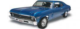 Revell 12098 Chevy Nova SS (1969) | Auto Bausatz 1:25 online kaufen