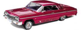 Revell 12574 64er Chevrolet Impala Hardtop Lowrider | Auto Bausatz 1:25 online kaufen