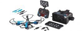 Revell 23908 VR-Quadcopter VR-SHOT | 2.4GHz | RC Multikopter RTF online kaufen