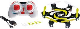 Revell 23947 Nano Hex (schwarz-gelb) Mini RC Hexacopter Fertigmodell 2.4GHz online kaufen