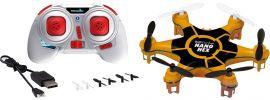 Revell 23948 Nano Hex (orange-schwarz) Mini RC Hexacopter Fertigmodell 2.4GHz online kaufen