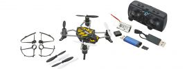 Revell 23949 SPOT Micro Quadrocopter RTF 2.4GHz mit Kamera online kaufen