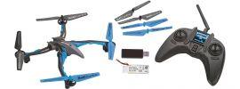 Revell 23950 RAYVORE blau RC Quadcopter RTF 2.4GHz online kaufen