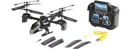 Revell 23957 Dualtec 2.4GHz RTF RC Helikopter Fertigmodell online kaufen