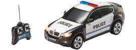 Revell 24655 BMW X6 Police RTR 27 MHz | RC Auto Fertigmodell online kaufen