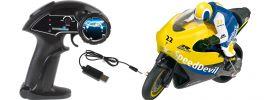 Revell 24700 Speed Devil I gelb RTR 2.4GHz | RC Motorrad online kaufen