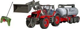 ausverkauft   Revell 24962 Farm Tractor Plus II RC Traktor RTR 1:28 online kaufen