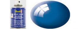Revell 34152 Spray Dose blau glänzend #52 | Inhalt: 100ml online kaufen