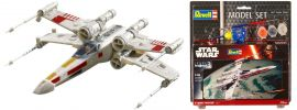 Revell 63601 Model-Set X-Wing Fighter | Raumschiff Bausatz 1:112 online kaufen
