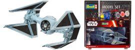 Revell 63603 Model-Set Tie Interceptor | Raumschiff Bausatz 1:90 online kaufen