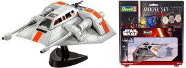 Revell 63604 Model-Set Snowspeeder | Raumschiff Bausatz 1:52 online kaufen