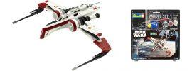 Revell 63608 ARC-170 Fighter Model-Set | Raumschiff Bausatz 1:83 online kaufen