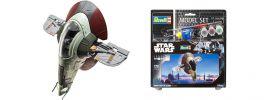 Revell 63610 Boba Fetts Slave I Model-Set | Raumschiff Bausatz 1:160 online kaufen