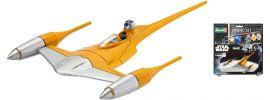 Revell 63611 Naboo Starfighter Model-Set | Raumschiff Bausatz 1:109 online kaufen