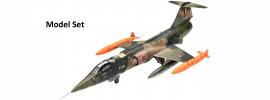 Revell 63879 F104 G Starfighter RNAF/BAF Model-Set | Flugzeug Bausatz 1:72 online kaufen